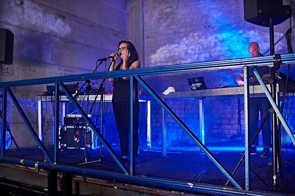 Renate Knaup Krake Festival