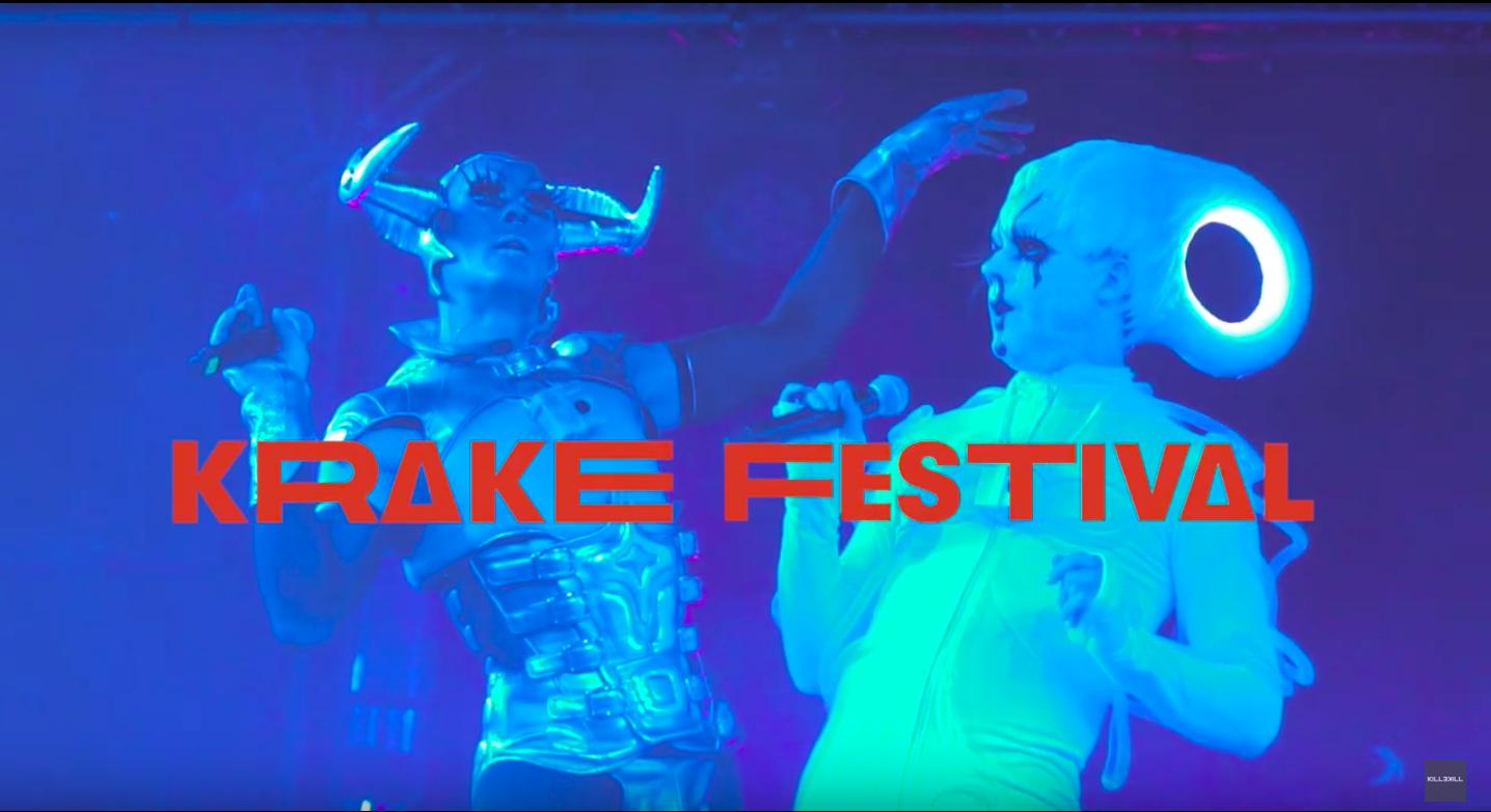 KRAKE Festival @ Sziget
