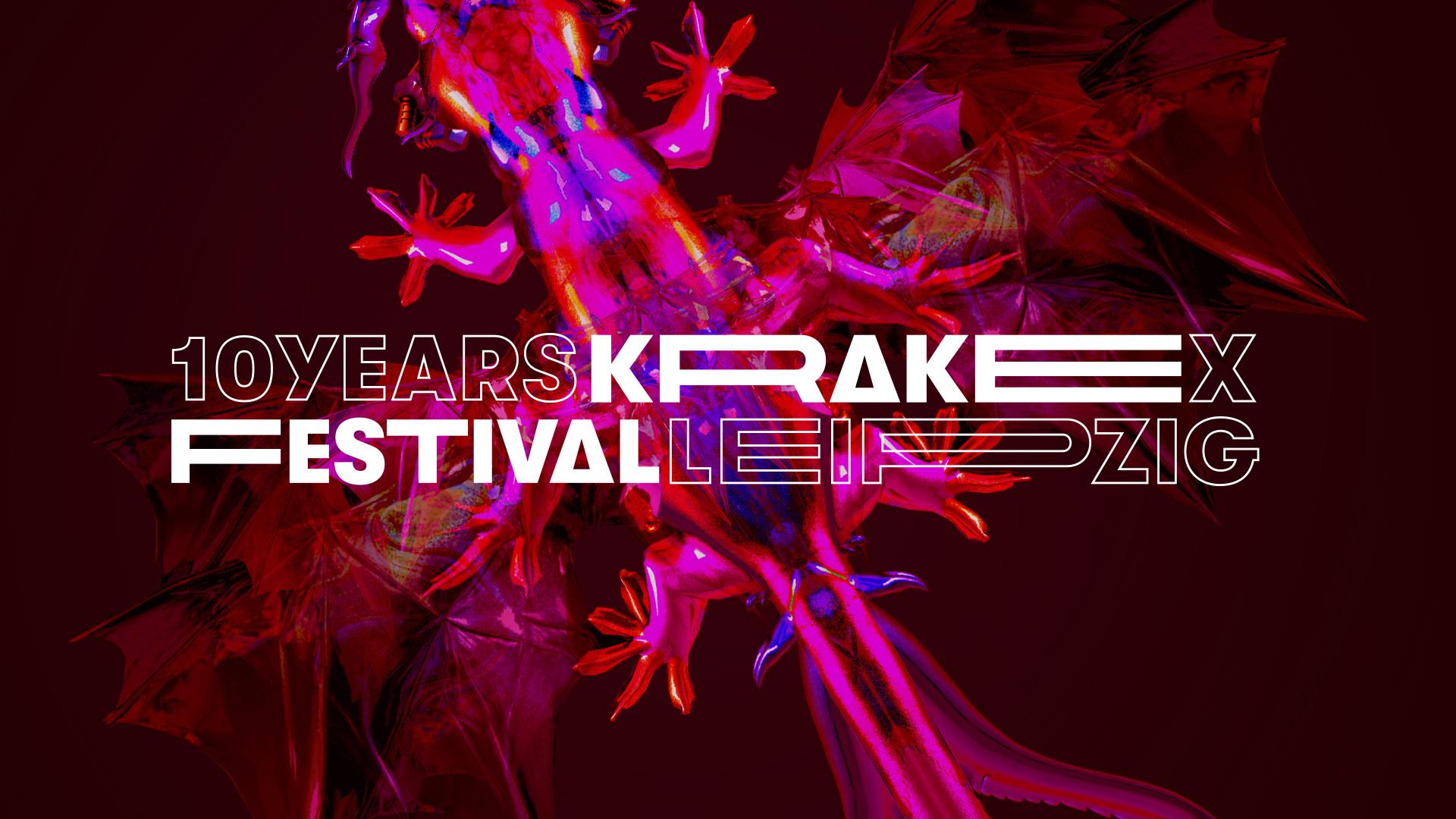 Krake Festival Leipzig