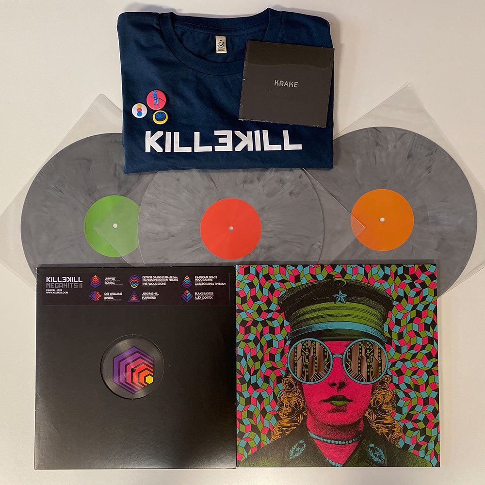 KILLEKILL Label Package