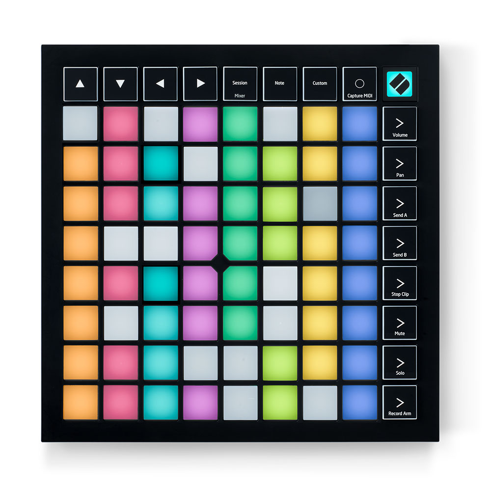 Novation & Foucsrite - Launchpad X